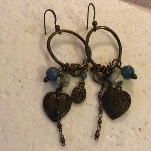 Charms earring